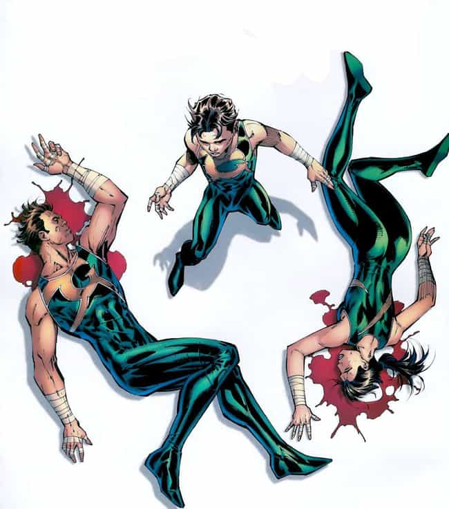 He Got Over It is listed (or ranked) 5 on the list Why Dick Grayson Is Better Than Batman