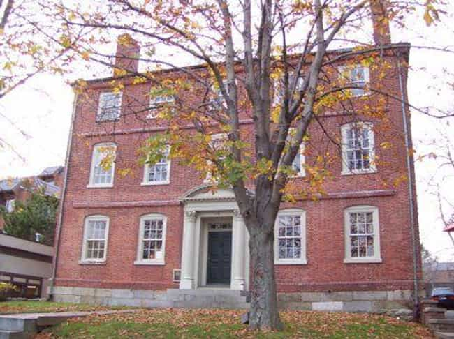 Joshua Ward's House Was Bu... is listed (or ranked) 2 on the list 14 Terrifying Ghost Stories From Salem, Massachusetts
