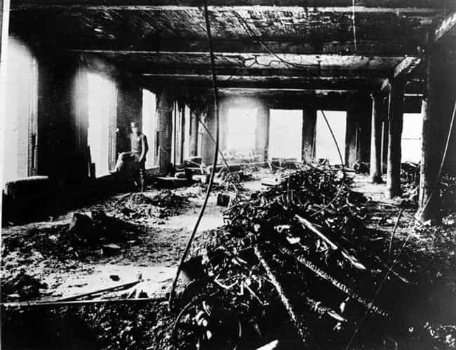 Beyond A Broken Hose, There Wa... is listed (or ranked) 4 on the list 13 Tragic Oversights That Led To The Triangle Shirtwaist Factory Fire