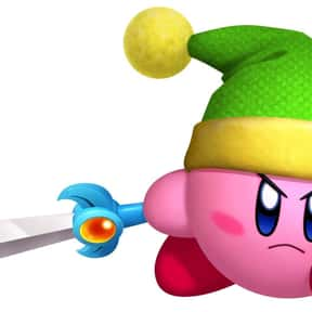 Sword is listed (or ranked) 1 on the list All The Kirby Copy Abilities, Ranked
