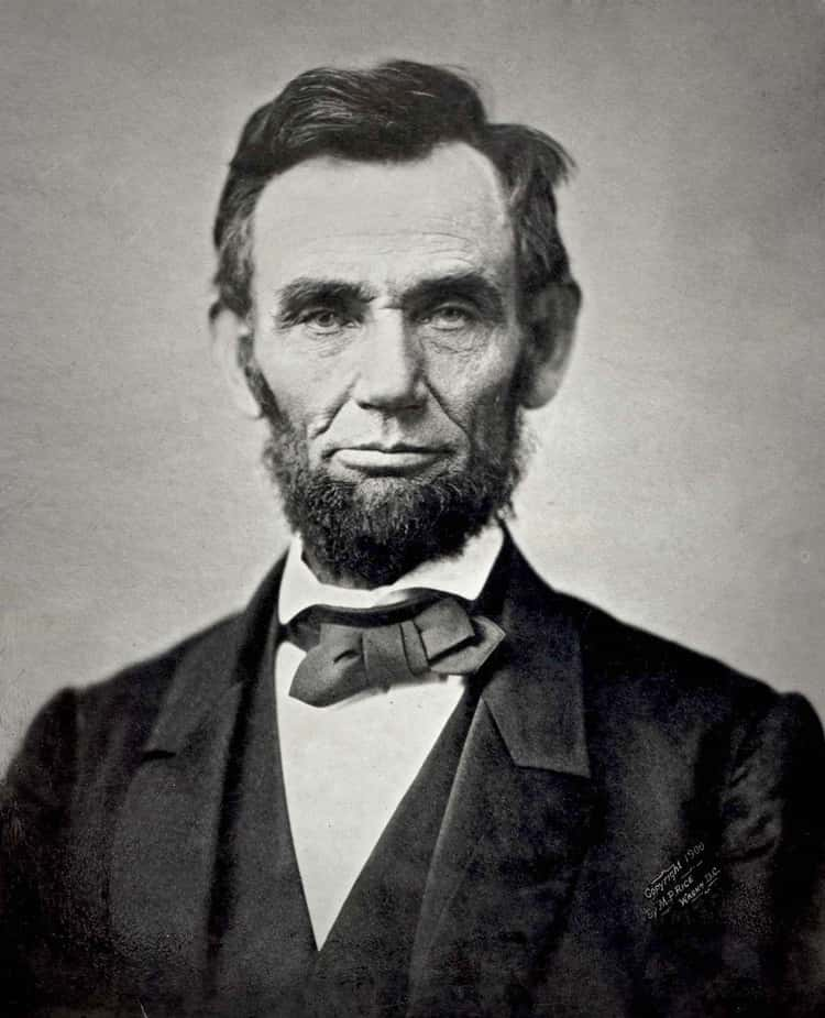 "Prominent Figures Of The Time Believed Lincoln's Support Of ""Antislavery Radicals"" Would Sacrifice Himself And The Union"