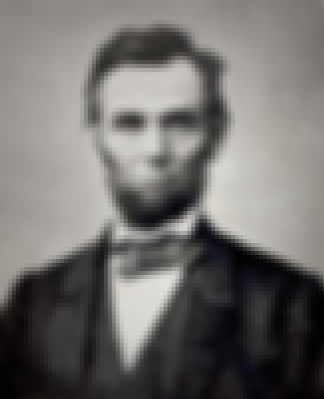 Prominent Figures Of The Time ... is listed (or ranked) 1 on the list Direct Quotes From People Who Thought Abraham Lincoln Would Be The Worst President Ever