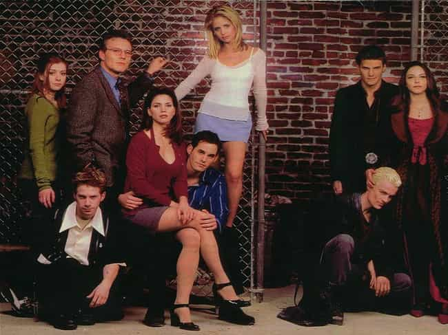 Everyone Is Drop Dead Gorgeous is listed (or ranked) 2 on the list 15 Reasons You'd Actually Want To Live In Sunnydale
