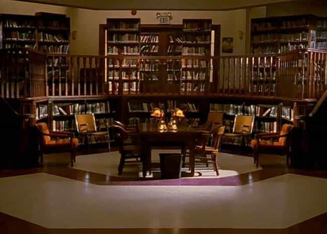 That Library Tho... is listed (or ranked) 4 on the list 15 Reasons You'd Actually Want To Live In Sunnydale