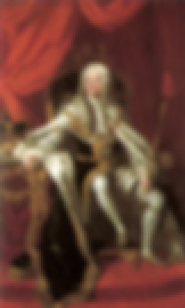 George Became King After His P... is listed (or ranked) 2 on the list 15 Bizarre Facts About George III, The Clinically-Insane King Who Lost America