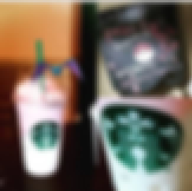 Poke Ball Frappuccino is listed (or ranked) 2 on the list Starbucks Secret Menu Items