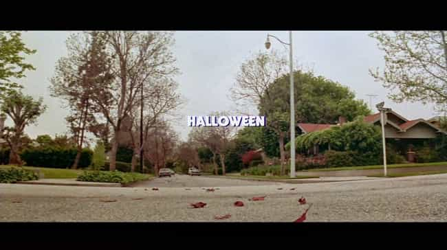 In Halloween, Fall Was Created... is listed (or ranked) 3 on the list 17 Bizarre Stories From Behind The Scenes Of The Halloween Movies