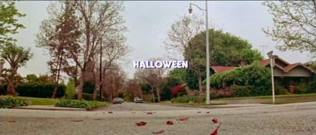 In Halloween, Fall Was C... is listed (or ranked) 3 on the list 17 Bizarre Stories From Behind The Scenes Of The Halloween Movies