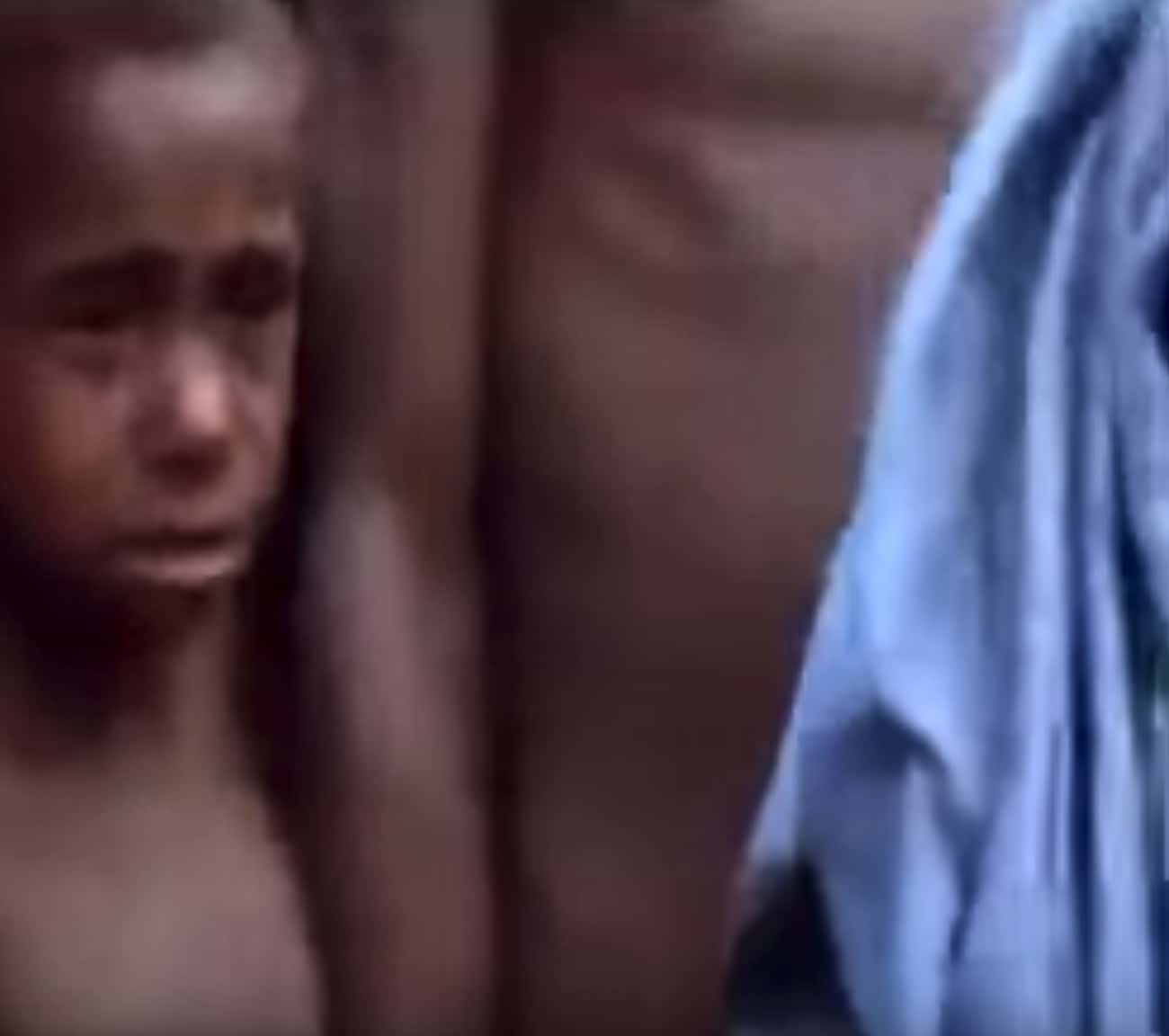 In One Papua New Guinea Tribe, You're Taken Away At Seven, And Spend The Next 10 Years In Hell