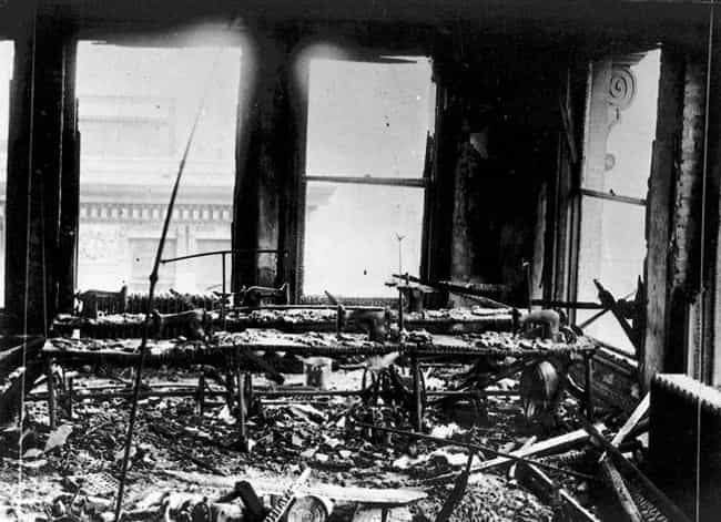 The Factory's Hose Was R... is listed (or ranked) 3 on the list 13 Tragic Oversights That Led To The Triangle Shirtwaist Factory Fire