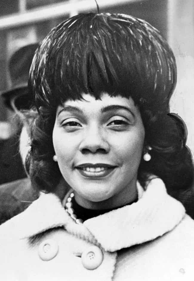 Coretta Scott King Immed... is listed (or ranked) 4 on the list 14 Events That Happened Immediately After Martin Luther King Jr.'s Assassination