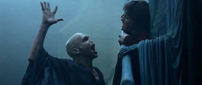 Ralph Fiennes Underwent A True... is listed (or ranked) 1 on the list Magical Behind-The-Scenes Facts About Harry Potter And The Goblet Of Fire
