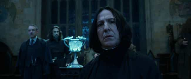 Alan Rickman Played A Prank On... is listed (or ranked) 2 on the list Magical Behind-The-Scenes Facts About Harry Potter And The Goblet Of Fire