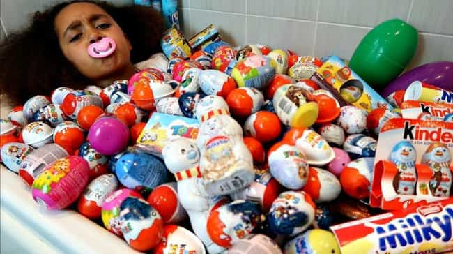 Hatch & Grow Easter Eggs, East... is listed (or ranked) 1 on the list 10 Toys That Ended Up Being Incredibly Dangerous