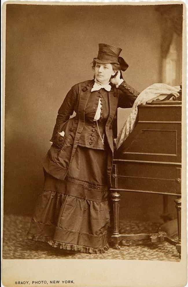 She Testified Before Con... is listed (or ranked) 4 on the list 14 Facts About Victoria Woodhull, The First Woman To Ever Run For President