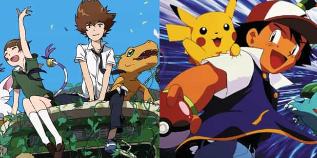 Digimon Adventure Tri Is Simil... is listed (or ranked) 3 on the list 11 Great Alternatives For Your Favorite Anime (That Might Just Be Better)