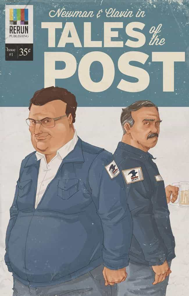 Tales Of The Post is listed (or ranked) 8 on the list 30 Incredible Seinfeld Fan Art Masterpieces