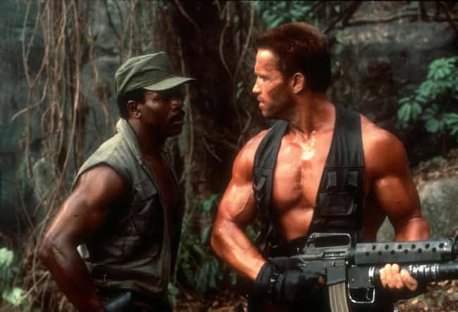 You Have Predator To Tha... is listed (or ranked) 3 on the list 18 Reasons Predator Is Objectively The Finest Action Film Ever Made