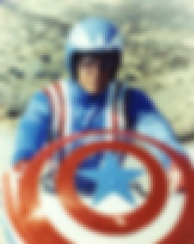 Captain America & Captain ... is listed (or ranked) 3 on the list 14 Ludicrously Bad Versions Of Now-Popular Marvel Franchises