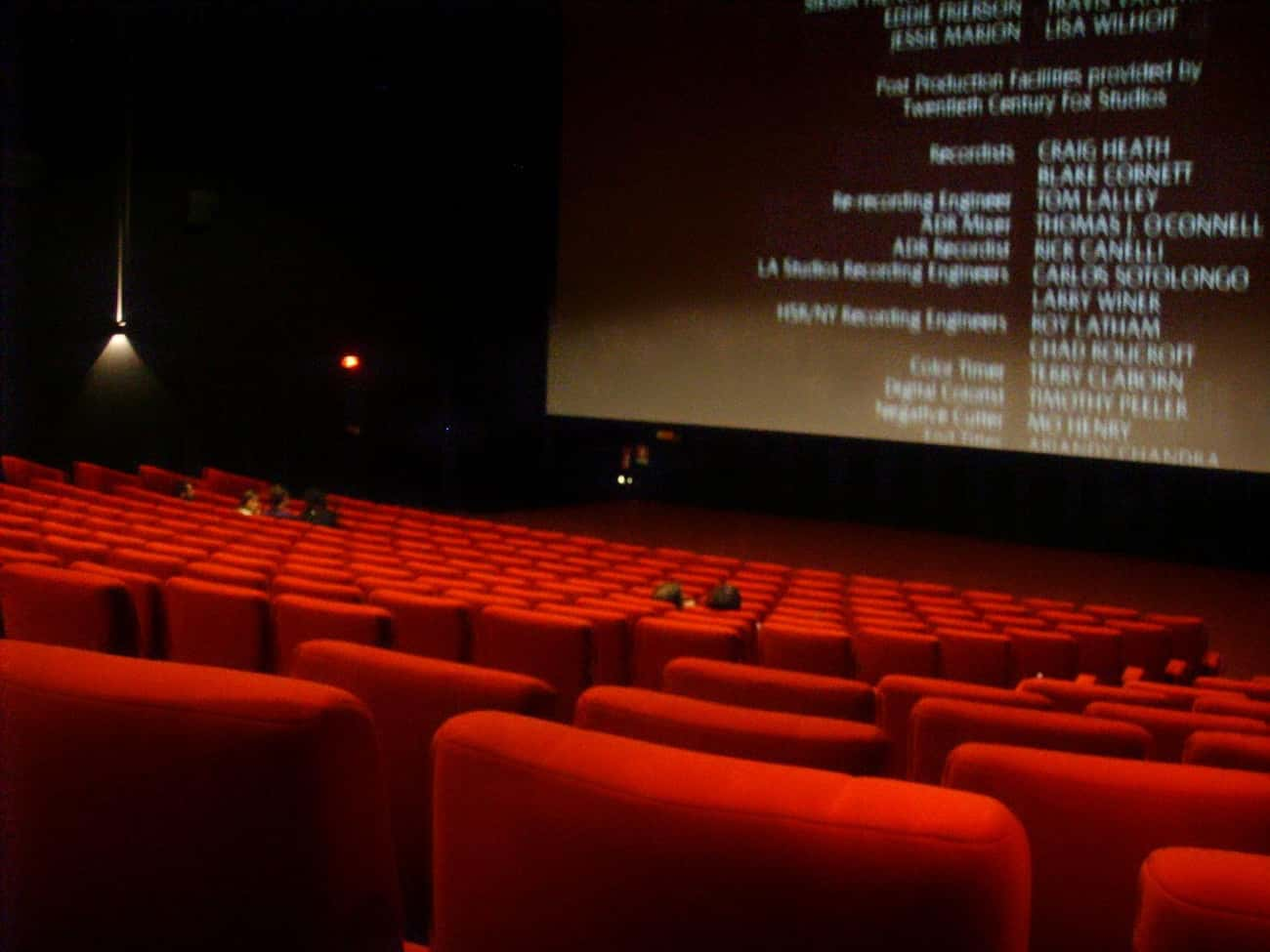 Seeing A New Movie At The Cinema Is Always A Losing Battle