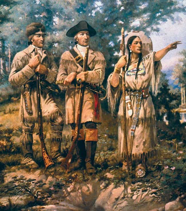 Corp Men Had Plenty Of S... is listed (or ranked) 4 on the list All The Facts You'll Ever Want To Know About The Lewis & Clark Expedition