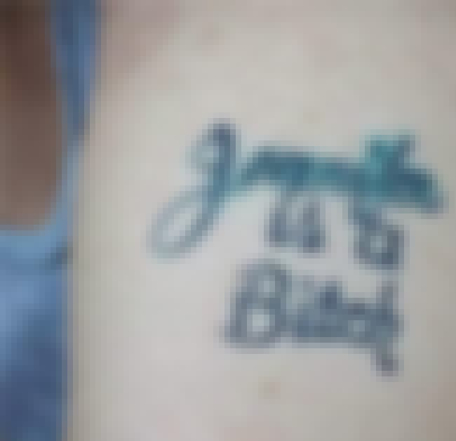 When You Gotta Go Back and Hav... is listed (or ranked) 4 on the list 26 Of The Most Regrettable Girlfriend Tattoos Ever