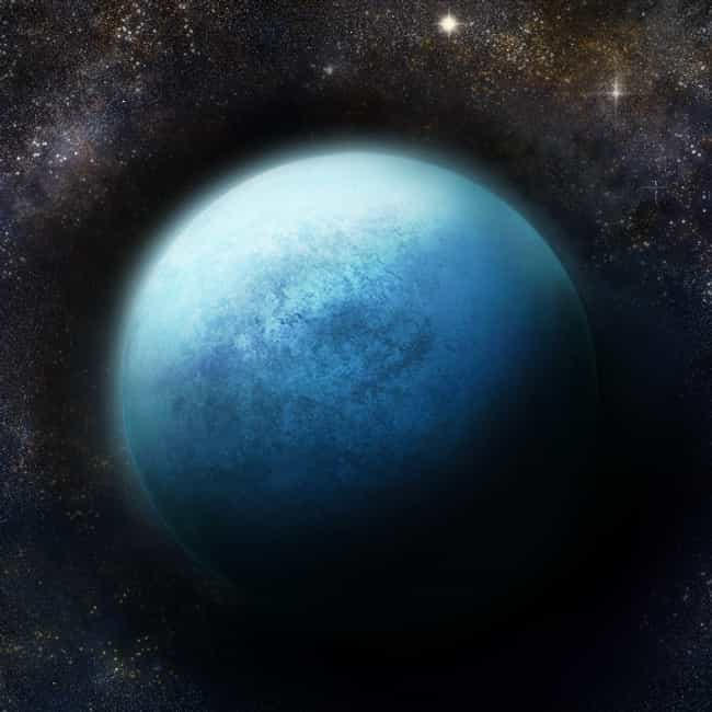 Exoplanet HD 189773B Is Rainin... is listed (or ranked) 1 on the list 14 Absolutely Insane Facts About Weather On Different Planets