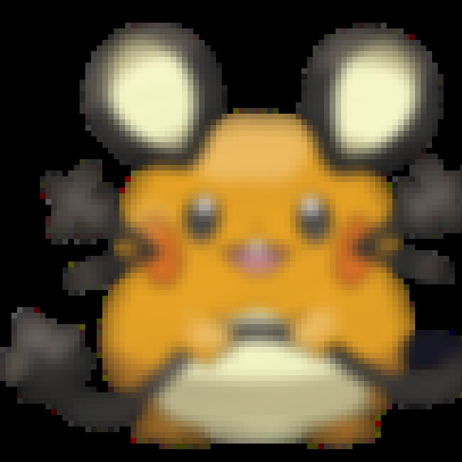 Dedenne is listed (or ranked) 8 on the list 20 Lazy Pokemon Designs That Weren't Even Trying