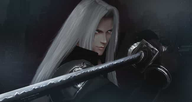 Sephiroth Makes A Stand ... is listed (or ranked) 3 on the list Realistic Fan Art Of Pop Culture Favorites