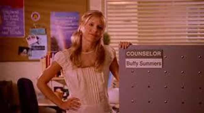 No Job Experience? No Problem is listed (or ranked) 2 on the list 15 Reasons You'd Actually Want To Live In Sunnydale