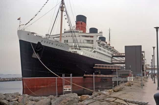 Sailors That Were Left F... is listed (or ranked) 3 on the list The Terrifying Haunted History Of The Queen Mary