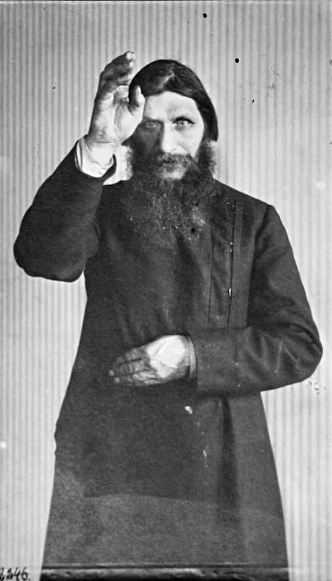 He Was A Self-Styled Holy Man ... is listed (or ranked) 1 on the list The Enduring Mystery of Rasputin, Imperial Russia's Secret Shadow Master