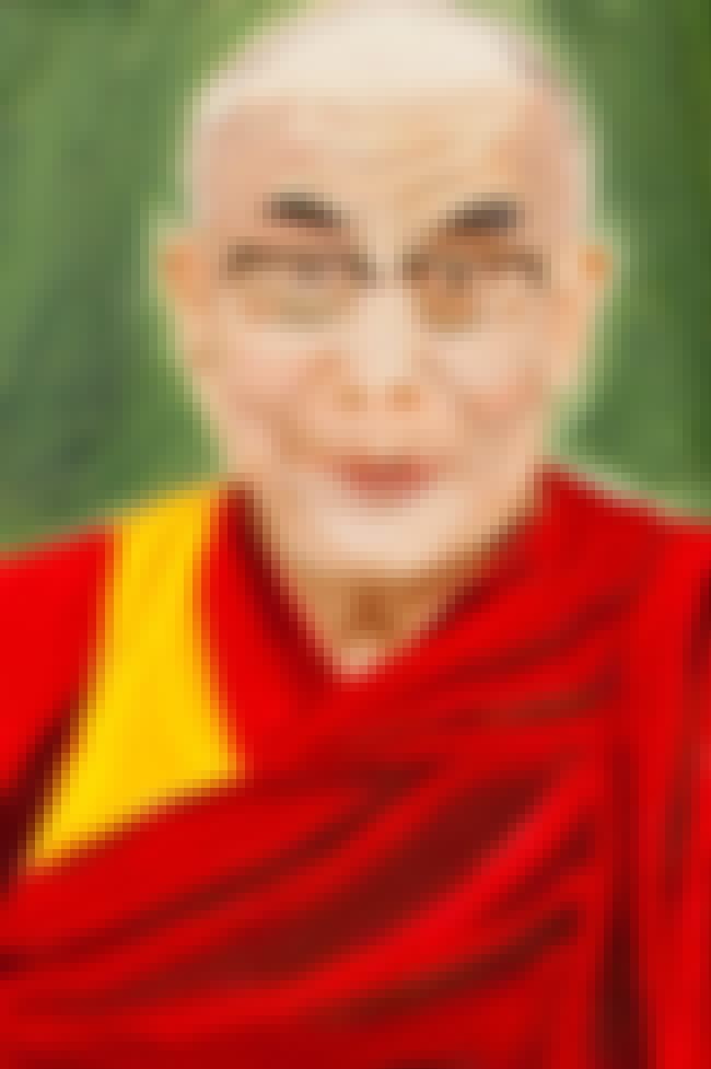 The Dalai Lama is listed (or ranked) 4 on the list All 33 George W. Bush Original Paintings That Were Made Public