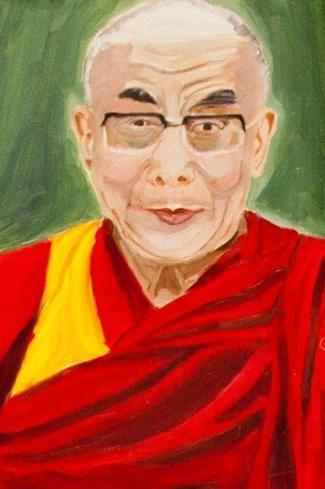 The Dalai Lama is listed (or ranked) 5 on the list All 33 George W. Bush Original Paintings That Were Made Public