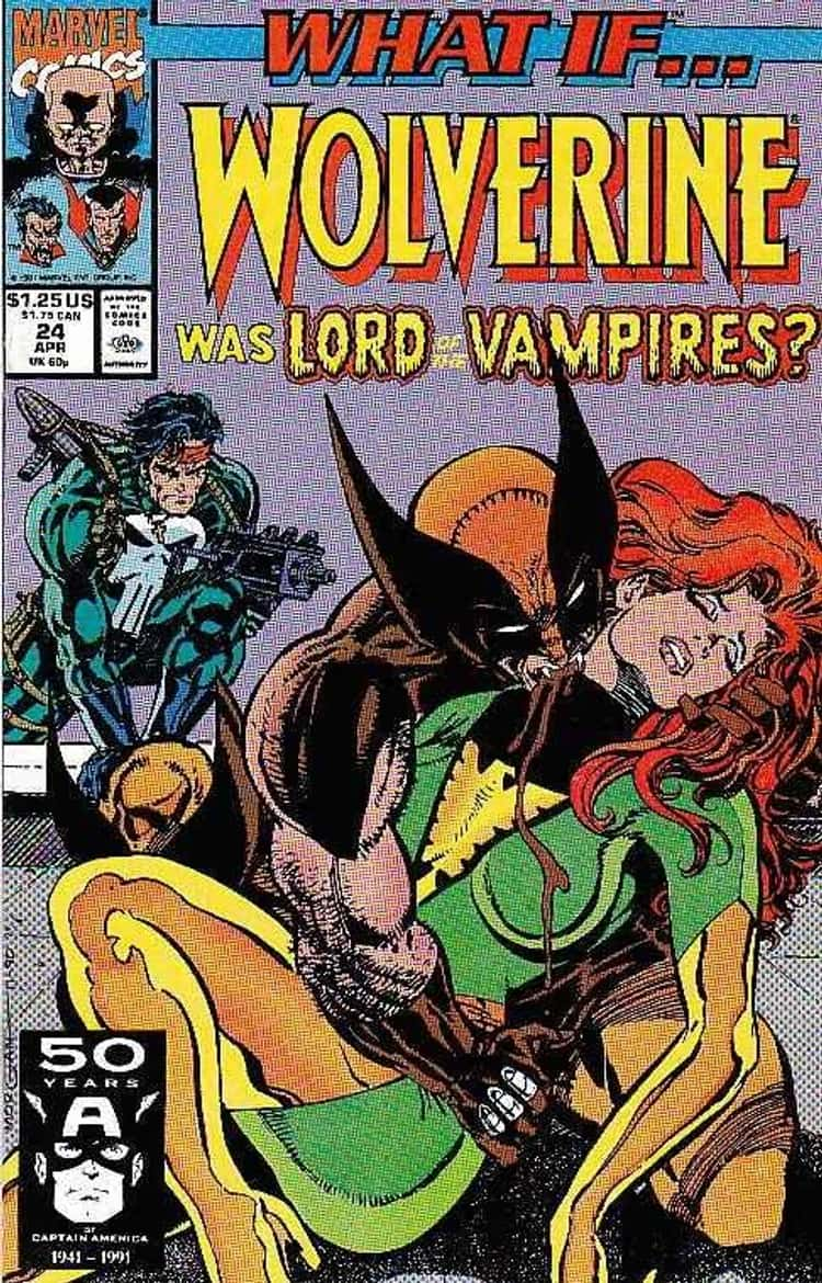 What If... Wolverine Was Lord Of The Vampires?