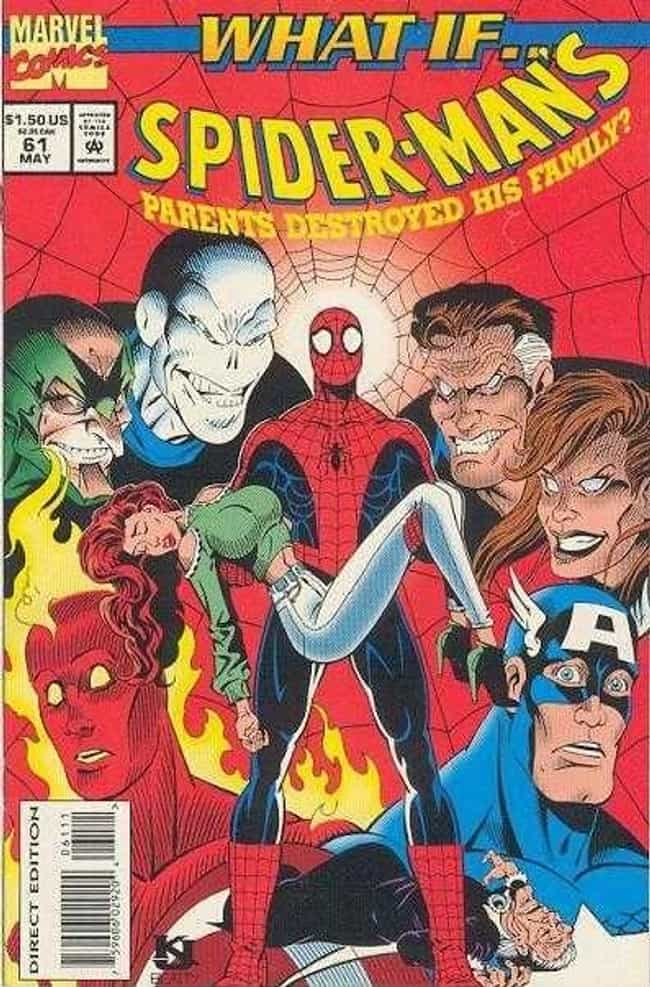 What If... Spider-Man's ... is listed (or ranked) 2 on the list The Most Ridiculous