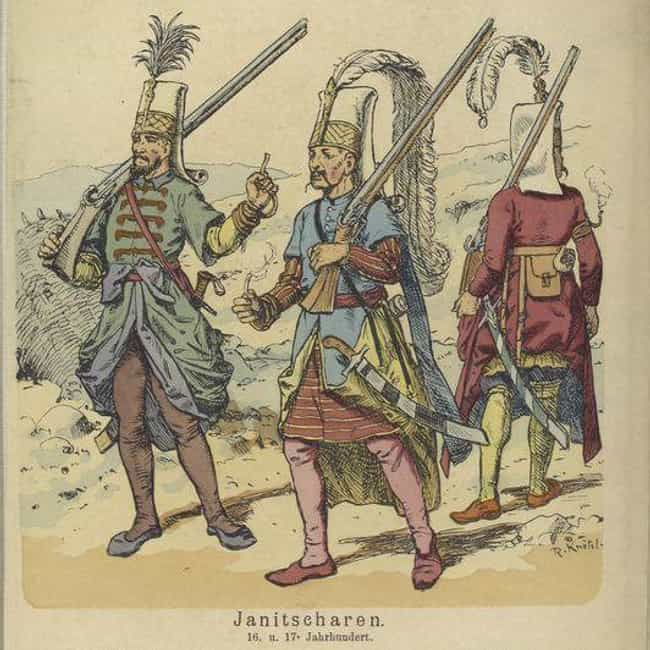 They Specialized In Ranged Wea... is listed (or ranked) 7 on the list 14 Facts About The Janissaries, The Ruthless Army That Inspired The Unsullied
