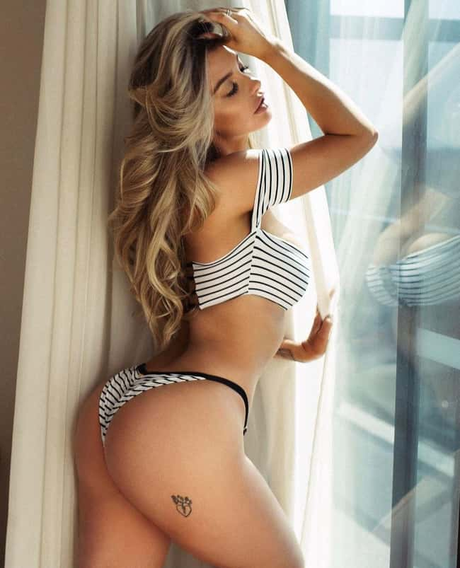 Cute Tattoo is listed (or ranked) 9 on the list The Hottest Emily Sears Pictures