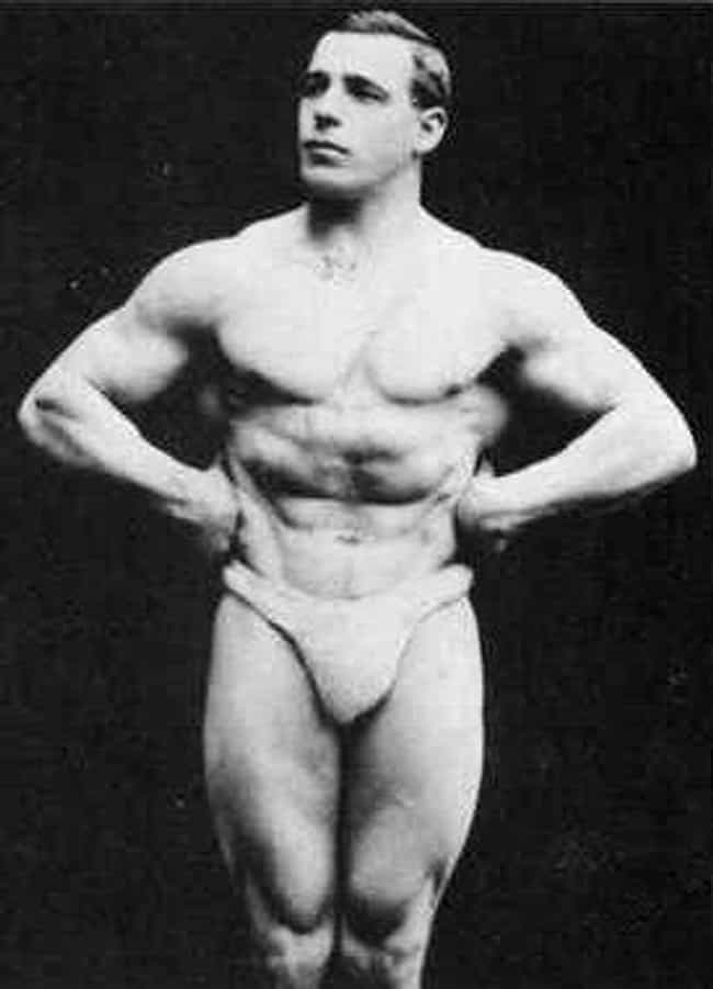 Max Sick, 1910 is listed (or ranked) 3 on the list 30 Hilarious Photographs of Old Timey Strongmen