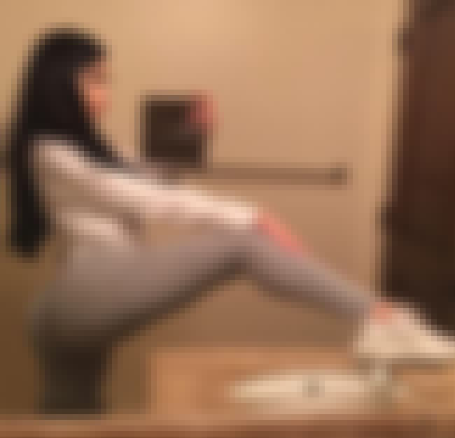 Foot on the Sink is listed (or ranked) 3 on the list The Hottest Jailyne Ojeda Ochoa Pictures