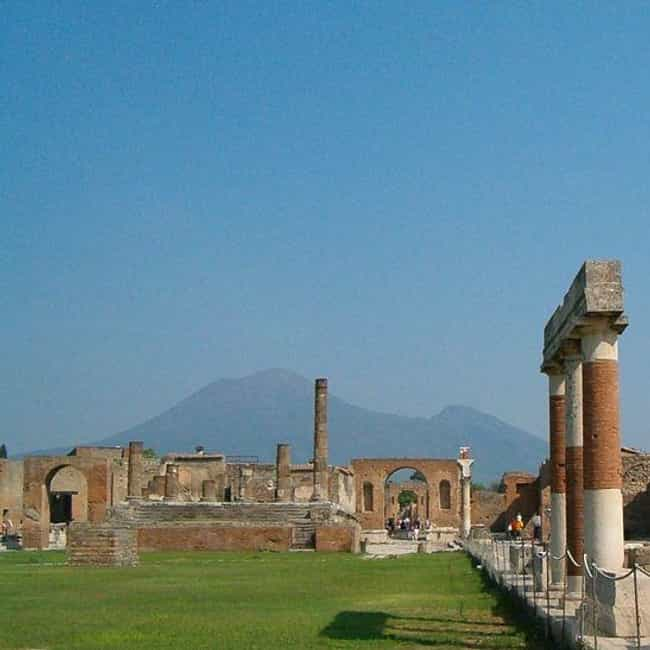 The Bodies Show Signs Of... is listed (or ranked) 4 on the list 14 Bizarre Things Most People Don't Know About The Bodies Preserved At Pompeii