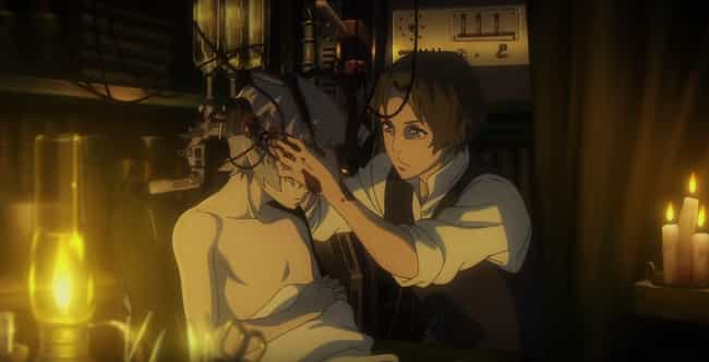 The Empire Of Corpses is listed (or ranked) 4 on the list 15 Unique Takes On Horror In Anime