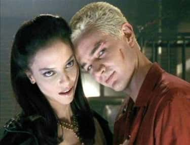 Drusilla Was Destined To Become A Slayer Before Angelus Turned Her