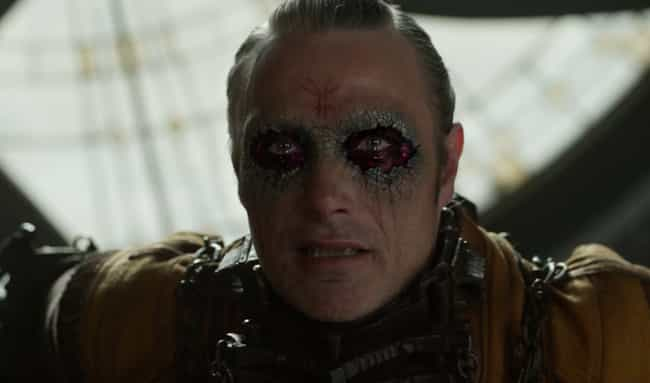 Kaecilius is listed (or ranked) 1 on the list 14 Marvel Studios Villains, Ranked By The Sheer Impracticality Of Their Plans