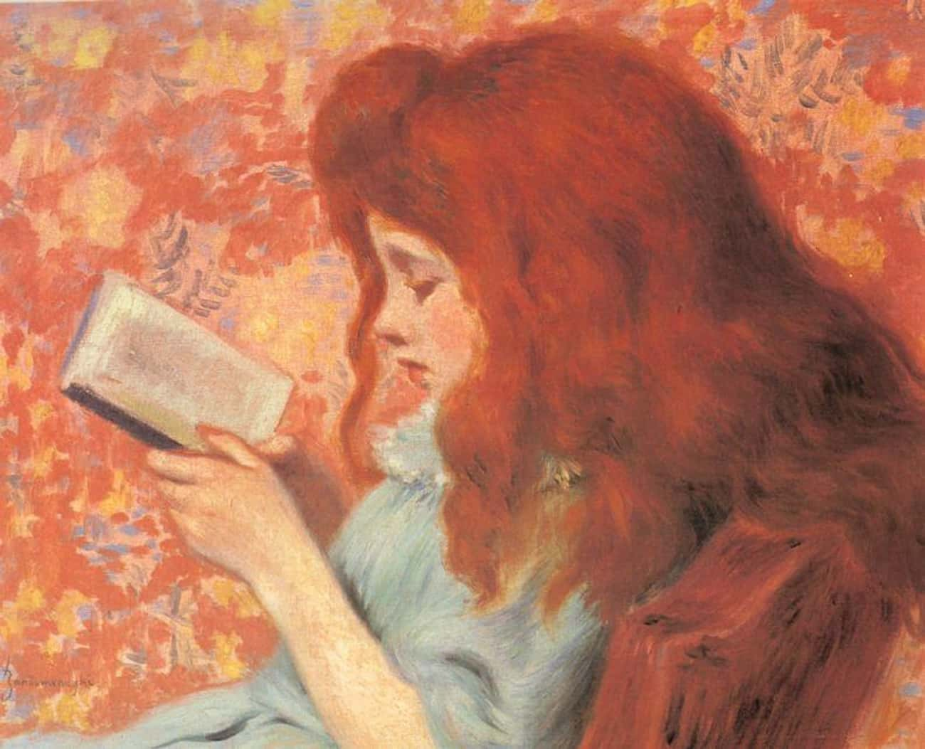 Red-Haired People Originated I is listed (or ranked) 3 on the list 11 Totally Unfounded Things People Believed About Redheads