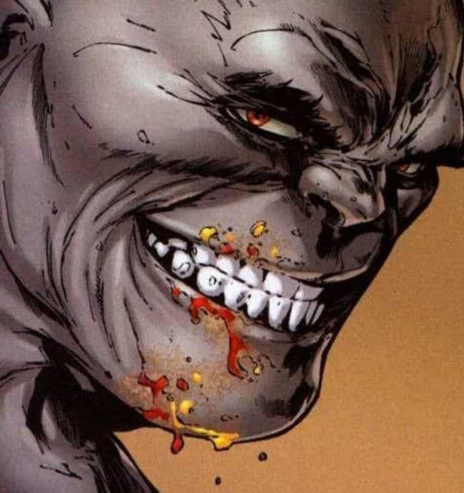 Hulk Is A Cannibal is listed (or ranked) 4 on the list The Most Insanely Disturbing Things That Happened In The Ultimate Marvel Universe