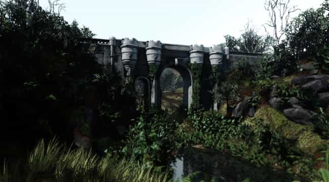 A Certain Spot On The Br... is listed (or ranked) 4 on the list Why Are Dogs Hurling Themselves Off The Mysterious Overtoun Bridge?