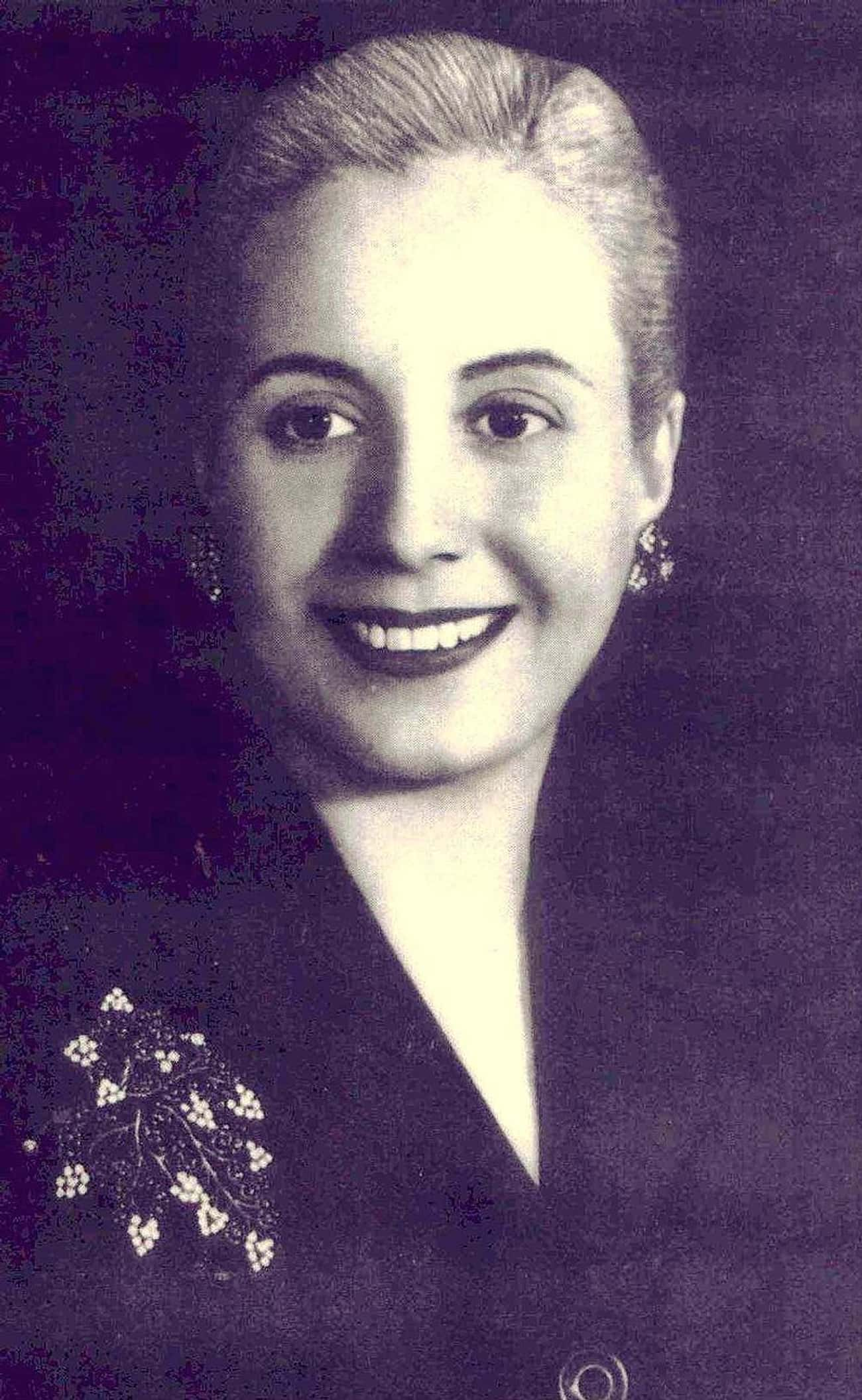 Eva Peron Went From An Actress is listed (or ranked) 3 on the list The Most Influential Illegitimate Children Throughout History