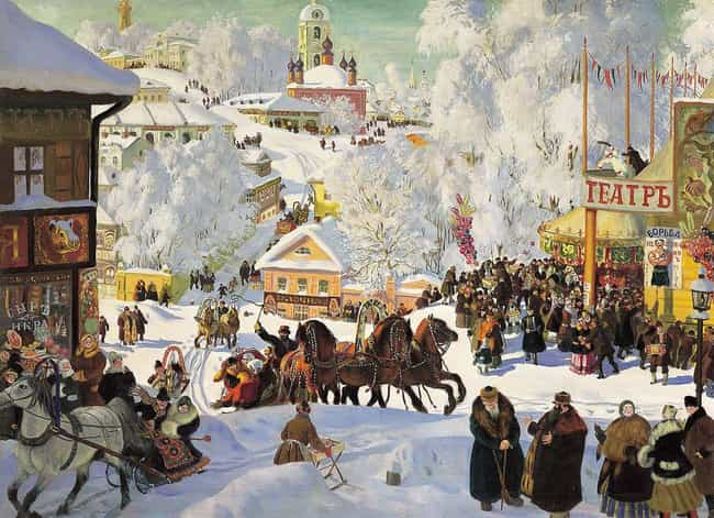 Your Skin Will Freeze In About... is listed (or ranked) 2 on the list 11 Brutal Facts About The Harsh Russian Winter That Stops All Military Invasions