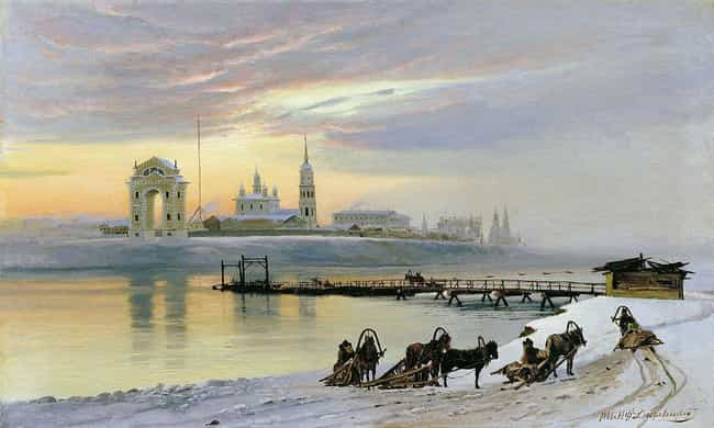 The Coldest Place Is Indeed Si... is listed (or ranked) 3 on the list 11 Brutal Facts About The Harsh Russian Winter That Stops All Military Invasions
